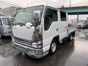 日産 アトラストラック 1.15トンWキャブ オートマ メッキパーツ