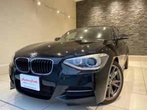 BMW 1シリーズ M135i クルコン arcタワーバー HDDナビ ETC