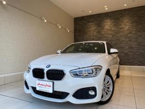 BMW 1シリーズ 118i Mスポーツ HDDナビ・フルセグTV バックカメラ 17インチAW MTモード付き ドラレコ LEDヘッドランプ スマートキー アイドリングストップ ETC ターボ