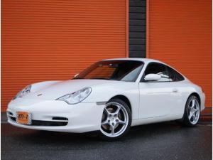 ポルシェ 911 911カレラティプトロニックS正規D車左H黒革Sフルノーマル