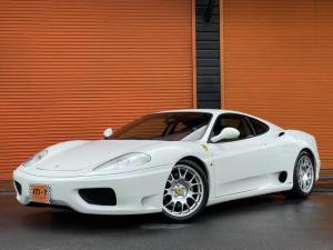 フェラーリ 360 モデナF1 正規D車クオイオDaytonaSKsg可変チャレ18AW