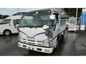 いすゞ エルフトラック 3トン低床強化ダンプ Dターボ