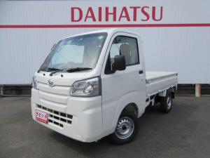 ダイハツ ハイゼットトラック スタンダードSAIIIt MT・4WD・届出済み未使用車・サポカー対象車・LEDヘッドライト・スマートアシストIII