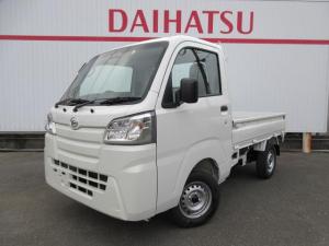 ダイハツ ハイゼットトラック スタンダードSAIIIt サポカー補助金対象車・届出済み未使用車・2WD・MT車・LEDヘッドライト・スマートアシストIII