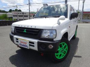 三菱 パジェロミニ X キーレス ETC 背面タイヤ 15AW