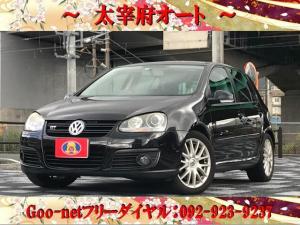 フォルクスワーゲン ゴルフ GT TSI 純正アルミ HID キーレス ETC