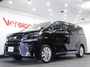 トヨタ ヴェルファイア 2.5Z Aエディション ワンオーナー 全国3年保証付