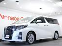 トヨタ/アルファード 2.5S 社外ナビ LEDヘッド プリクラ 全国3年保証付