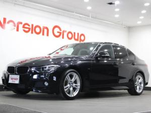 BMW 3シリーズ 320i Mスポーツ レザーシート 純正HDDナビ HID