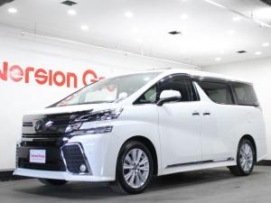 トヨタ ヴェルファイア 2.5Z Aエディション サンルーフ 全国3年保証付