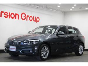 BMW 1シリーズ 118d スタイル ディーラー車 ディーゼルターボ 純正HDDナビ バックカメラ レーダークルコン クリアランスソナー 衝突被害軽減 ETC LEDヘッドライト LEDフォグ オートライト 16AW