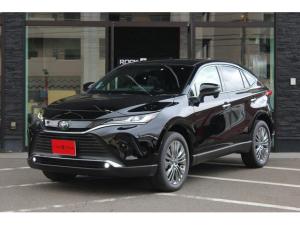 トヨタ ハリアー Z おくだけ充電 スペアタイヤ フロアマット JBLサウンド 前後方録画機能付デジタルミラー 12.3型ナビTV セーフティセンス オートトランク カラーHUD ハーフレザーシート LEDヘッドライト