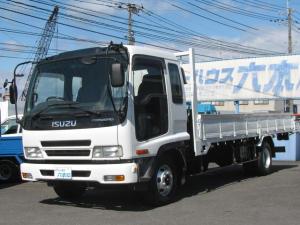 いすゞ フォワード 平ボディー 7.8ディーゼルターボ 積載3750kg