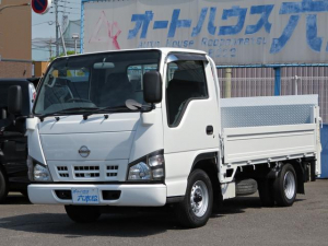 日産 アトラストラック  低床1.45t 垂直パワーゲート付 3.1ディ―ゼル フロア5速MT