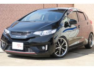 ホンダ フィットハイブリッド F-pkg  ホンダ無限仕様 17AW 新品減衰力付の車高調