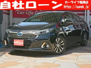 トヨタ SAI S Cパッケージ FU5507