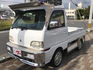 三菱 ミニキャブトラック VXスペシャルエディション 5MT 4WD AC PS