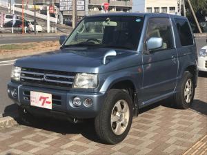 三菱 パジェロミニ XR 5MT 4WD ナビ CD DVD再生 キーレス