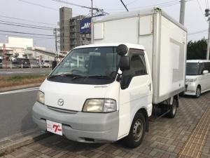 マツダ ボンゴトラック 保冷車