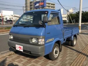 日産 バネットトラック 4WD 5速