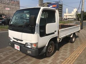 日産 アトラストラック オートマ車 ガソリン車 最大積載量1500Kg
