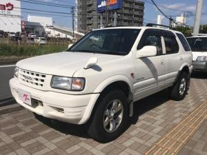 いすゞ ウィザード 5速 4WD ディーゼル車