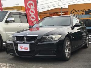 BMW 3シリーズ 320iツーリング MスポーツPKG ナビ 純正AW