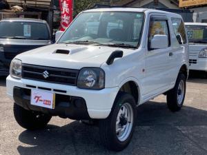 スズキ ジムニー XG 2inchリフトアップ 足廻り新品 エンジン載替 スイッチ式切替4WD 5MT
