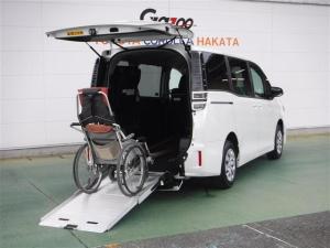 トヨタ ヴォクシー 2.0Xウェルキャブ スロープI車いす1脚 衝突軽減ブレーキ