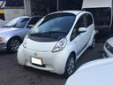 三菱/アイミーブ ベースグレード 電気自動車 メモリーナビ