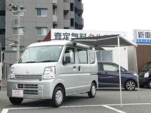 日産 NV100クリッパーバン DXハイルーフ キャンピング 床のみ仕様 メーカー保証