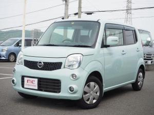 日産 モコ X FOUR フルタイム4WD ナビ Bluetooth シートヒーター スマートキー