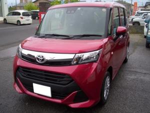 トヨタ タンク X S スマートアシスト3 ナビTV ETC ドライブレコーダー 左電動スライド 福祉車両