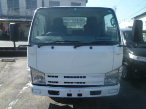 いすゞ エルフトラック 強化ダンプ 3T低床ダンプ4ナンバー車