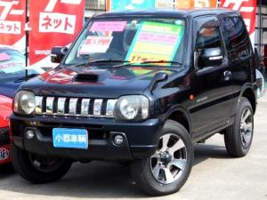 スズキ ジムニー ランドベンチャー 4WD メモリーナビ シートヒーター
