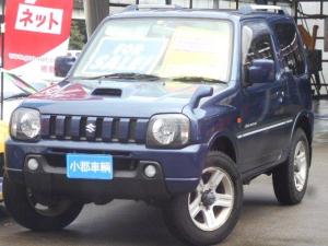 スズキ ジムニー ランドベンチャー 4WD HDDナビ シートヒーター