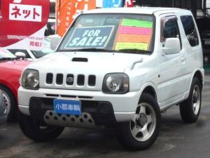 スズキ ジムニー L 4WD ハーフレザーシート シートヒーター AT