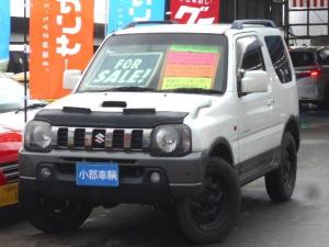 スズキ ジムニー ランドベンチャー 4WD ハーフレザーシート シートヒーター