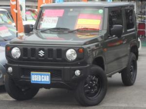 スズキ ジムニー XG 4WD 5F ワンオーナー 記録簿 背面タイヤ