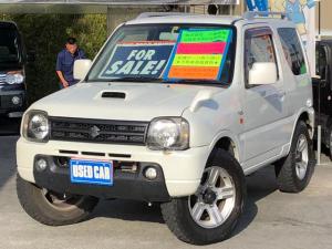 スズキ ジムニー ワイルドウインド 6型AT 4WD HDDナビ シートヒータ