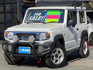 スズキ ジムニー XG 4WD 5F メモリーナビ フルセグ 背面タイヤ 4WD 5F メモリーナビ フルセグ 背面タイヤ 記録簿 光軸調整ライト キーレス 純正ホイール DVD再生 USB 盗難防止装置 パワステ パワーウィンドウ 両席エアバック パワステ