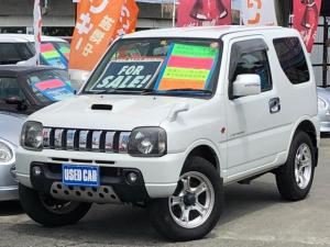 スズキ ジムニー ランドベンチャー 7型AT 4WD HDDナビ レザーシート 7型AT 4WD HDDナビ フルセグ レザーシート ETC キーレス 背面タイヤ 電格ミラー タイミングチェーン式 光軸調整ライト ドバイザー DVD再生 ターボ CD 両席エアバック エアコン