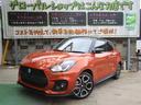 スズキ/スイフトスポーツ スズキセーフティサポート標準装備 ブラック2トーンルーフ新車