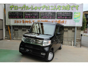 ホンダ N-VAN+スタイル クール・ターボ ナビ装着用スペシャルパッケージ 新車未登録