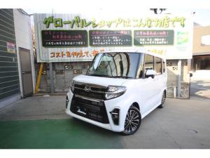 ダイハツ タント カスタムRS オプションカラー ETC シートヒーター 新車