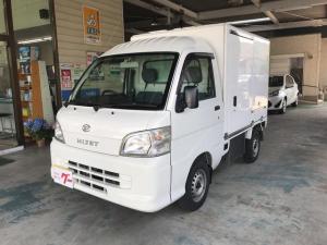 ダイハツ ハイゼットトラック 冷蔵冷凍車 4WD 中温‐7℃