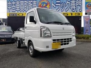 スズキ キャリイトラック KCエアコン・パワステ 4WD トラック専門店 軽トラック