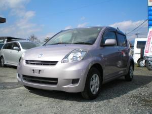 トヨタ パッソ X イロドリ・ABS・キーレス・AC・国産タイヤ新品交換込