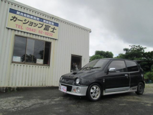 スズキ アルトワークス RS/Z 4WD ターボ リアスポ ロールバー 5速MT