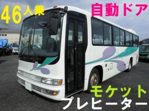 いすゞ 46人乗り ガーラミオ 中型バス 9M未満 ハイバックシート